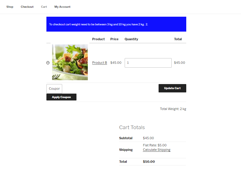 Cart-page-under-min-weight-without-excluded-category