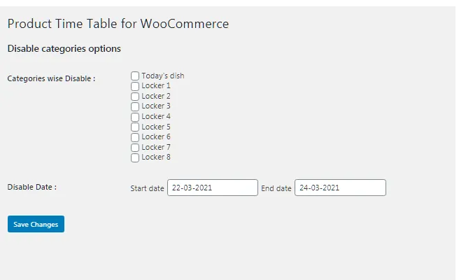 Do not ask for date time for certain-categories & certain date range on WooPTT